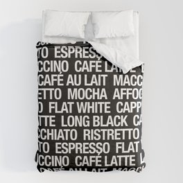 Coffee Roll Comforters
