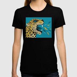 Jaguars Shirt Design T-shirt