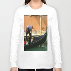 Wax On, Wax Off Long Sleeve T-shirt
