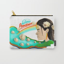 Victoria Amazónica / Amazonian Victories Carry-All Pouch