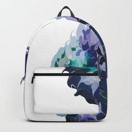 Analogous hues Backpack