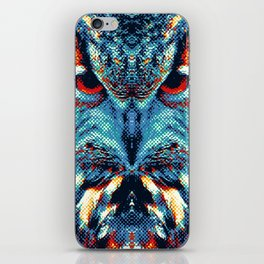 Owl - Colorful Animals iPhone Skin