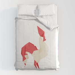 Origami Rooster Comforters