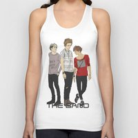 "band Tank Tops featuring "" THE Band "" by Karu Kara"
