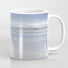 World in Blue Coffee Mug
