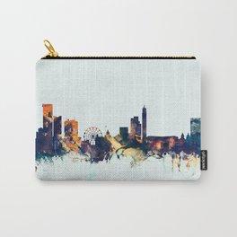 Birmingham England Skyline Carry-All Pouch