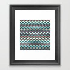 Aztec. Framed Art Print