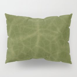 Leaf Texture Pillow Sham