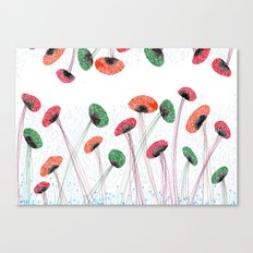 The Mushroom Canvas Print