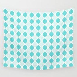 Blue Tiffany Co Wall Tapestry