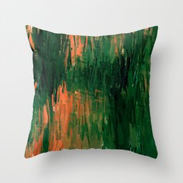 Thickly Allergic Throw Pillow