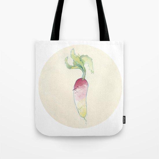 Turnip Tote Bag