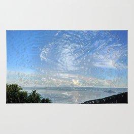 Skies and Waters Rug