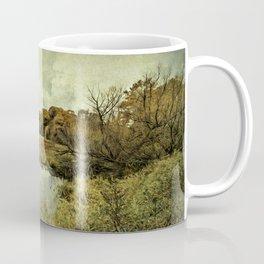 While we wait, we shine. Coffee Mug