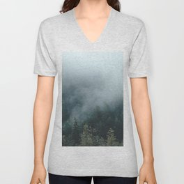 The Smell of Earth - Nature Photography Unisex V-Neck
