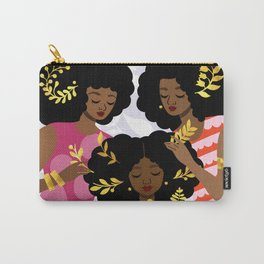 Adornment Carry-All Pouch