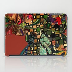 nothing can touch them now iPad Case