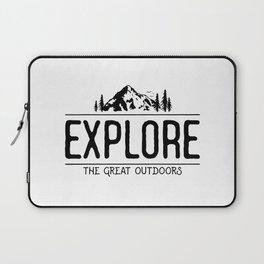 Explore the Great Outdoors Laptop Sleeve