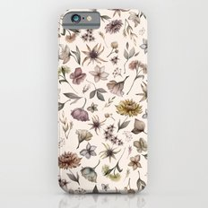 Botanical Study Slim Case iPhone 6s