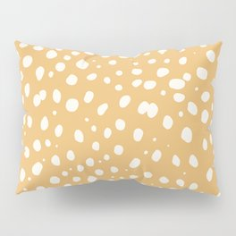 LEOPARD YELLOW Pillow Sham