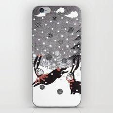 Snow Carnival iPhone Skin