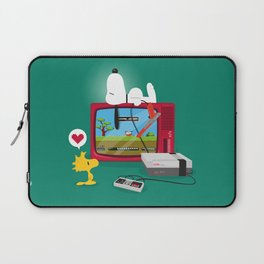 Duck Game Laptop Sleeve