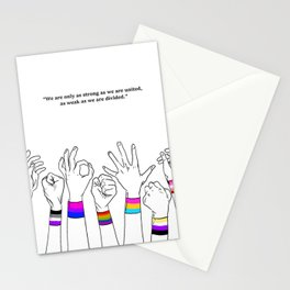 LGBTQ+ Stationery Cards