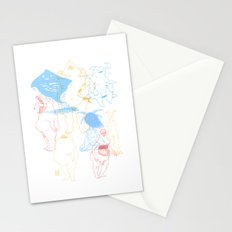 Gods of the Planets Stationery Cards