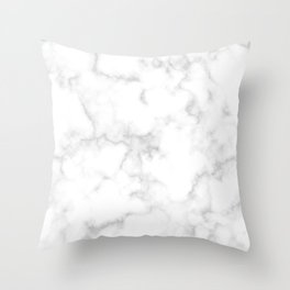 Marble Texture Surface 01 Throw Pillow