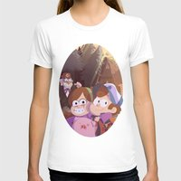 gravity falls T-shirts featuring gravity falls by Tae V
