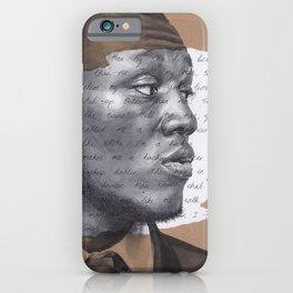 Shut Up iPhone Case