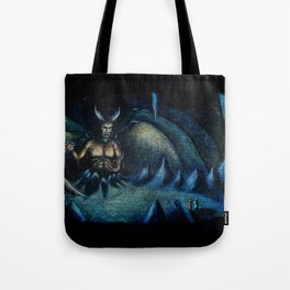 In Hell Tote Bag