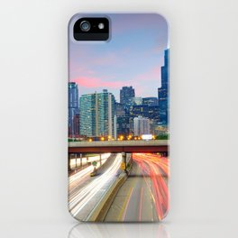 Chicago 02 - USA iPhone Case