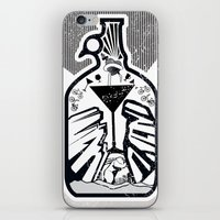 denver iPhone & iPod Skins featuring Denver by Dani Vala