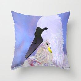 SafeHaven Throw Pillow