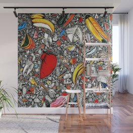 Smell Wall Mural