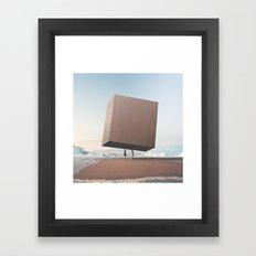 | | | connoisseurs of empirical evidence | | | Framed Art Print
