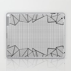 Grids and Stripes Laptop & iPad Skin