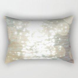 Sun glitter - afterglow Rectangular Pillow
