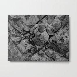 Rocks Metal Print