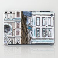 florence iPad Cases featuring Florence  by Chernyshova Daryna