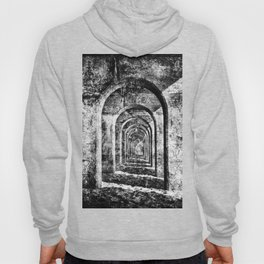 Monochrome Arches Hoody