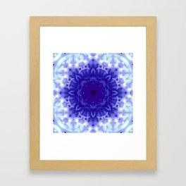 JELLYFISH ROSE 3 Framed Art Print