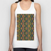 dna Tank Tops featuring DNA by Shkvarok