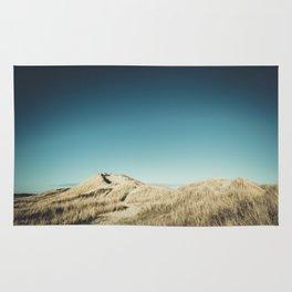 Dune Landscape in Denmark Rug
