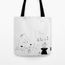 Moomin Love Tote Bag