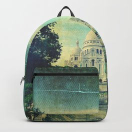 Sacré-Cœur Paris Backpack