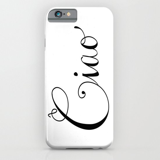 Ciao iPhone & iPod Case