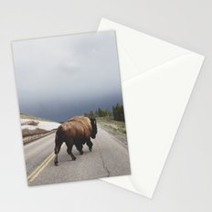 Street Walker Stationery Cards