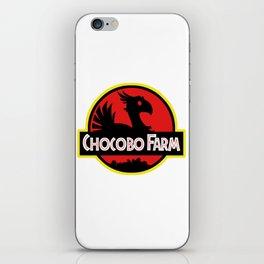 Chocobo Farm iPhone Skin